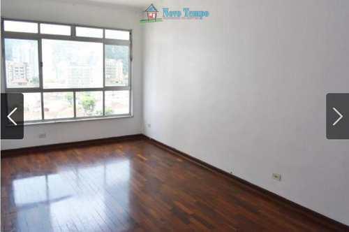 Apartamento, código 10509 em Santos, bairro Pompéia