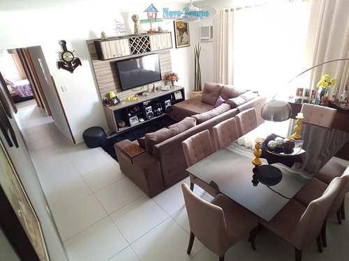 Apartamento, código 10536 em Santos, bairro Marapé