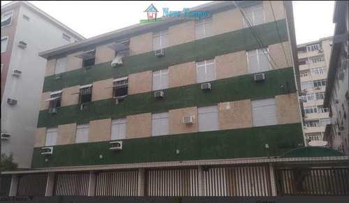 Apartamento, código 10605 em Santos, bairro Campo Grande