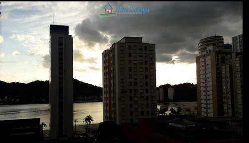 Sala Living, código 5815 em São Vicente, bairro Centro