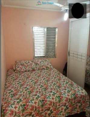 Apartamento, código 10633 em Santos, bairro Castelo