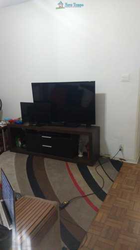 Apartamento, código 10730 em Santos, bairro Boqueirão