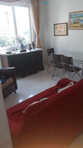 Apartamento, código 10752 em Santos, bairro Gonzaga