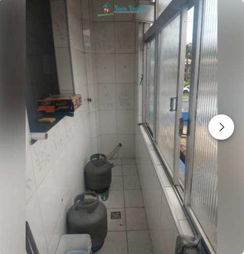 Apartamento, código 10871 em Santos, bairro Boqueirão