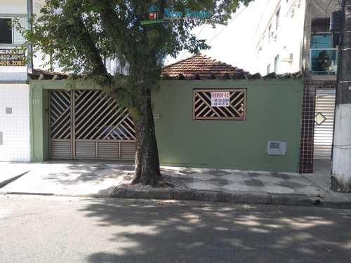 Casa, código 10985 em Santos, bairro Macuco