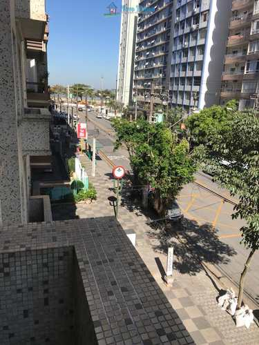 Apartamento, código 11004 em Santos, bairro Boqueirão