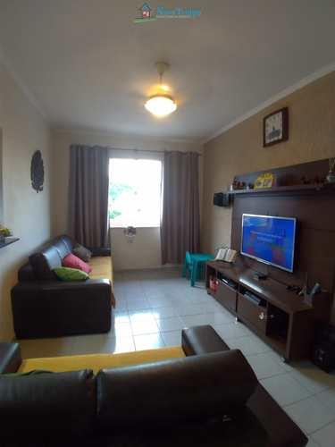 Apartamento, código 11013 em Santos, bairro Campo Grande