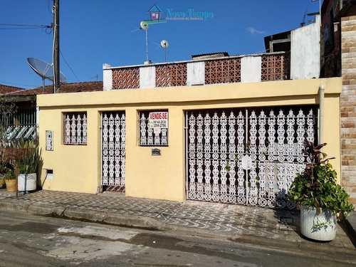 Casa, código 11034 em Santos, bairro Castelo