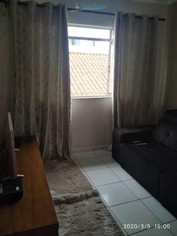 Apartamento, código 11044 em Santos, bairro Boqueirão