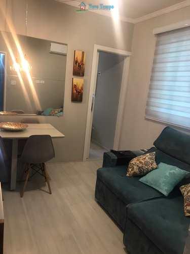 Apartamento, código 11148 em Santos, bairro Gonzaga