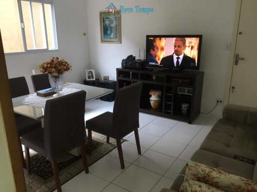 Apartamento, código 11179 em Santos, bairro Macuco