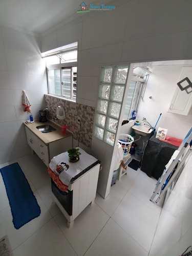 Apartamento, código 11191 em Santos, bairro Gonzaga