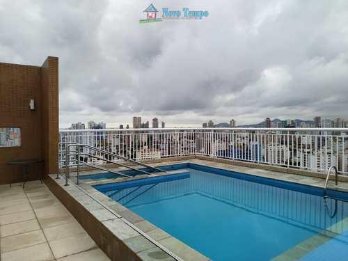 Apartamento, código 11322 em Santos, bairro Estuário