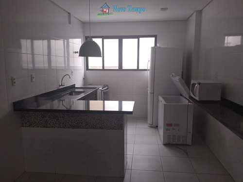 Apartamento, código 11370 em São Vicente, bairro Itararé