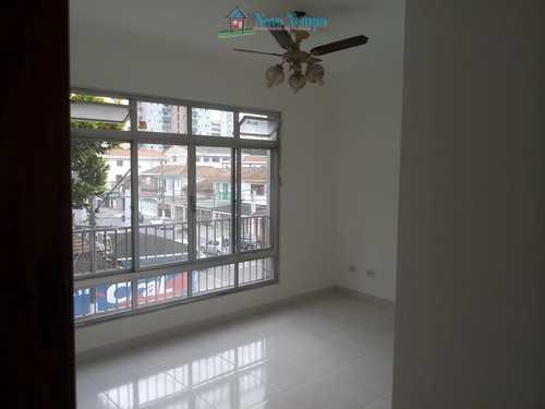 Apartamento, código 11373 em Santos, bairro Aparecida