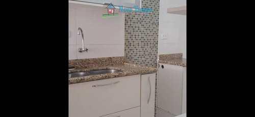 Apartamento, código 11395 em Santos, bairro Boqueirão