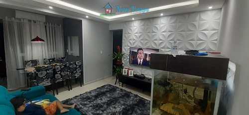 Apartamento, código 11410 em Santos, bairro Macuco