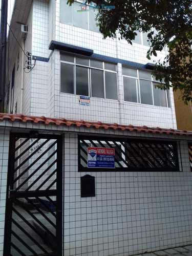 Kitnet, código 11548 em São Vicente, bairro Centro