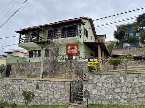 Casa, código 603 em Miguel Pereira, bairro Centro
