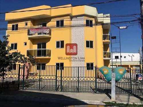 Apartamento, código 271 em Nova Iguaçu, bairro Ponto Chic