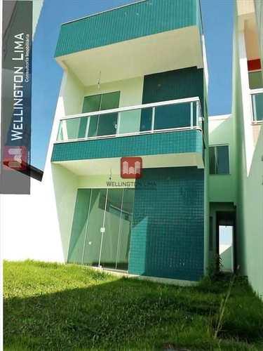 Casa, código 215 em Queimados, bairro Vila Camarim