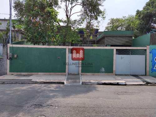 Casa, código 618 em Queimados, bairro Tinguá