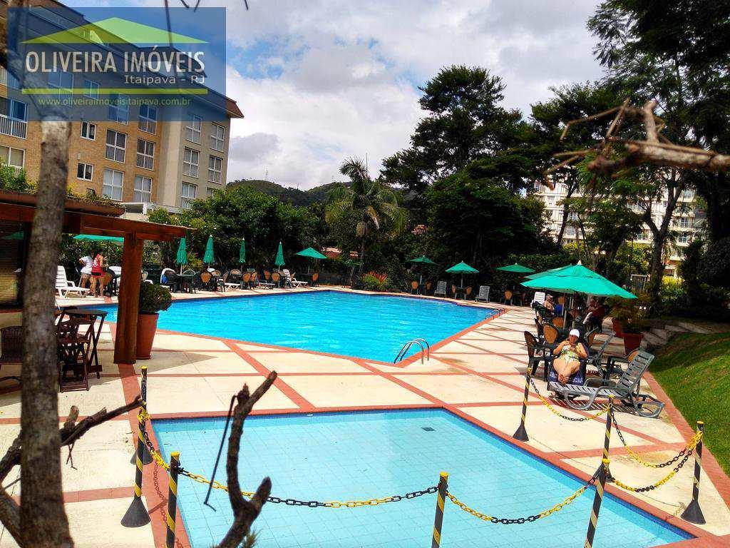 Condomínio em Petrópolis, no bairro Itaipava