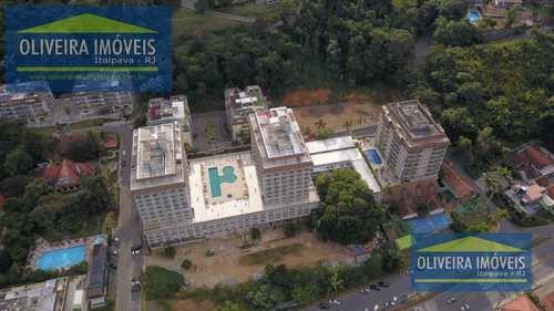 Apartamento, código 1 em Petrópolis, bairro Itaipava