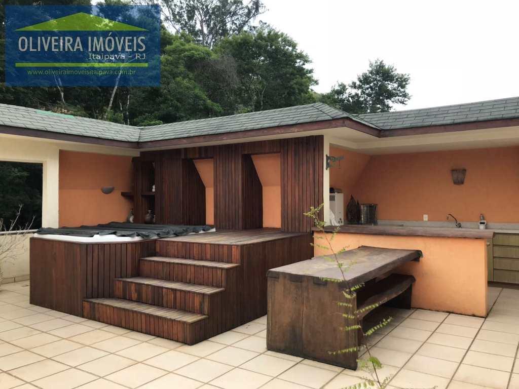 Cobertura em Petrópolis, no bairro Itaipava