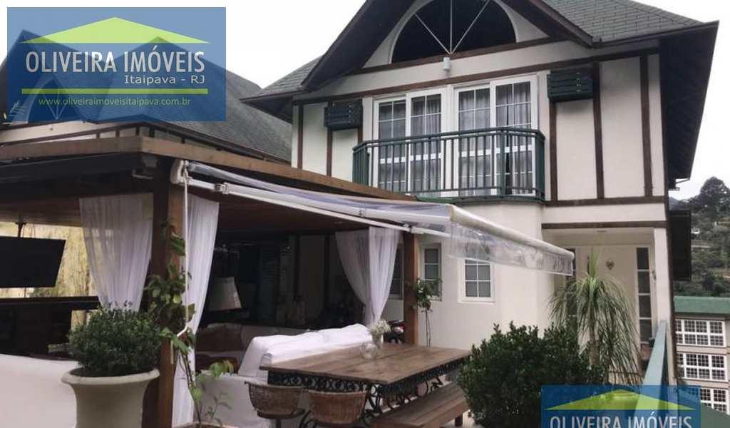 Casa de Condomínio em Petrópolis, bairro Itaipava