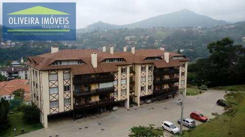 Apartamento, código 6 em Petrópolis, bairro Itaipava