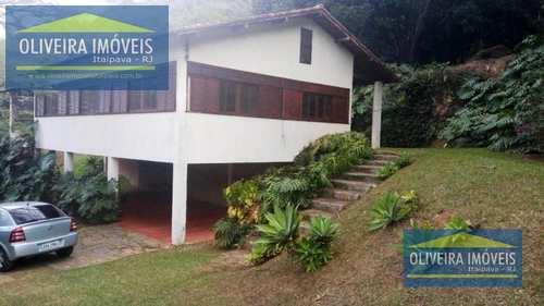 Casa, código 13 em Petrópolis, bairro Itaipava