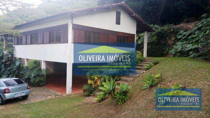 Casa em Petrópolis, no bairro Itaipava