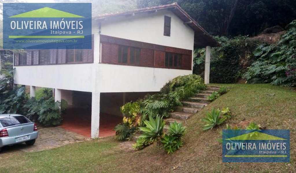 Casa em Petrópolis, bairro Itaipava