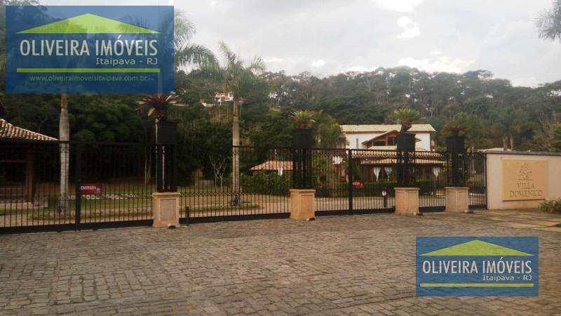 Terreno em Petrópolis, no bairro Itaipava