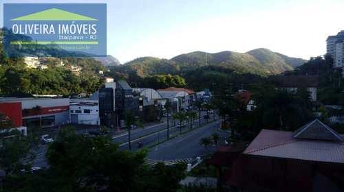 Apartamento, código 28 em Petrópolis, bairro Itaipava