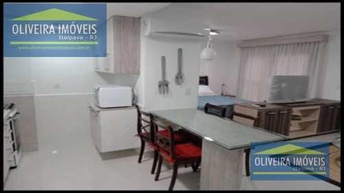 Apartamento, código 29 em Petrópolis, bairro Itaipava