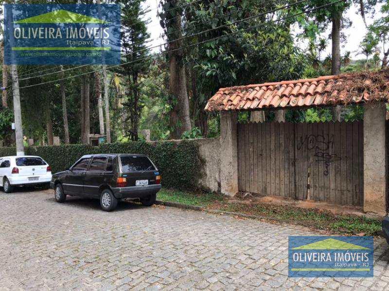 Terreno Comercial em Petrópolis, no bairro Itaipava