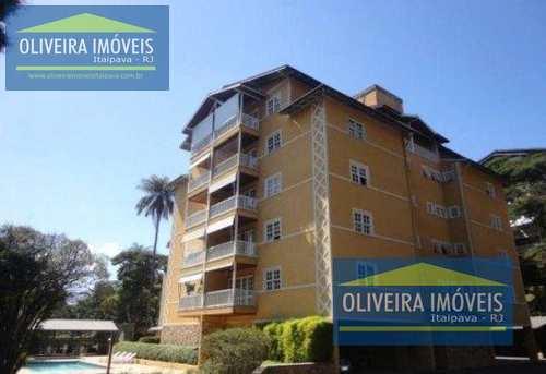 Apartamento, código 35 em Petrópolis, bairro Itaipava