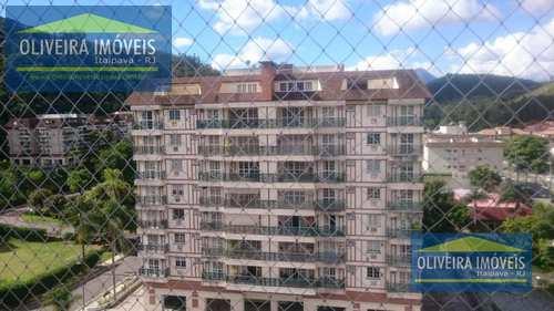 Apartamento, código 36 em Petrópolis, bairro Itaipava