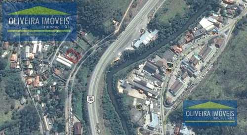 Terreno Comercial, código 43 em Petrópolis, bairro Itaipava