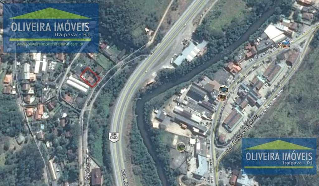Terreno Comercial em Petrópolis, bairro Itaipava