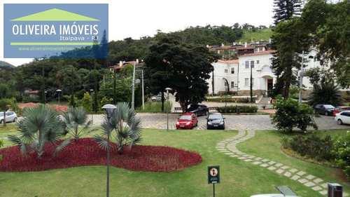 Apartamento, código 55 em Petrópolis, bairro Itaipava