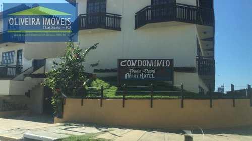 Apartamento, código 58 em Cabo Frio, bairro Peró