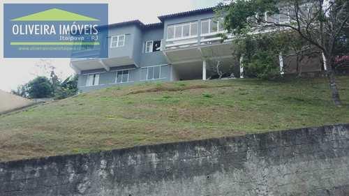 Casa, código 63 em Petrópolis, bairro Itaipava