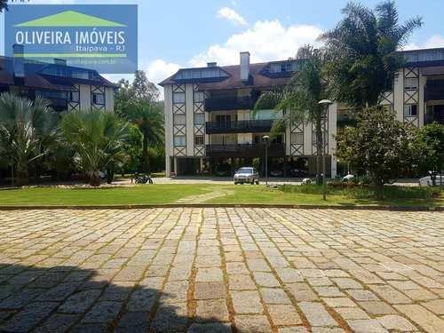 Apartamento, código 70 em Petrópolis, bairro Itaipava