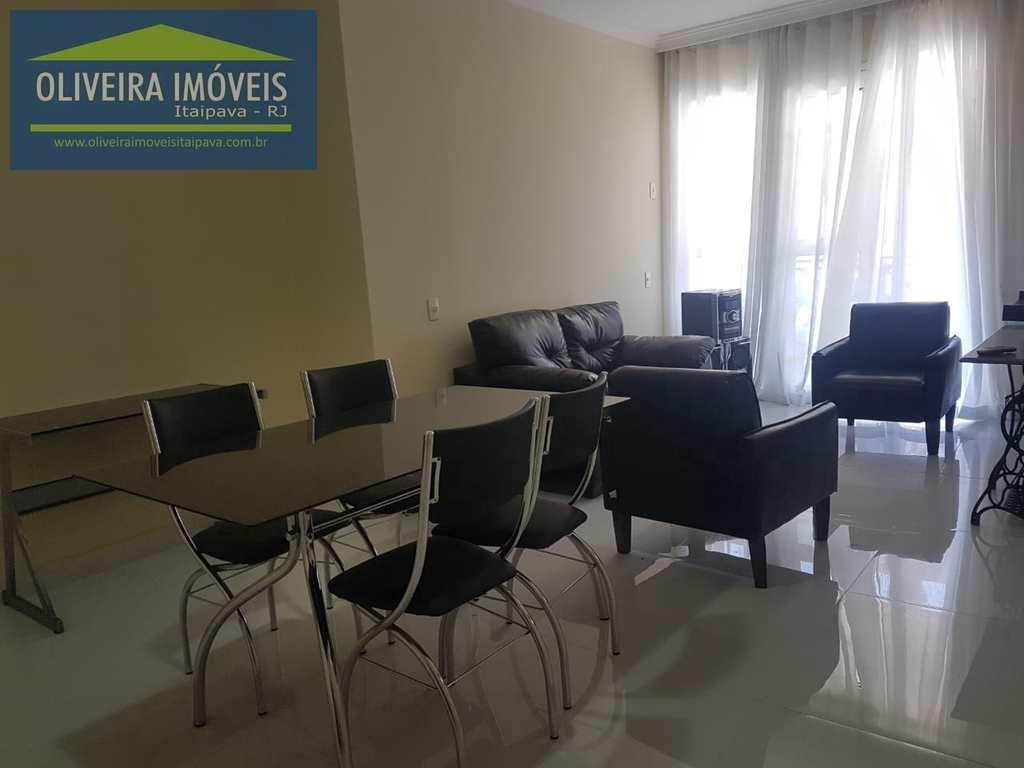 Apartamento em Petrópolis, no bairro Itaipava