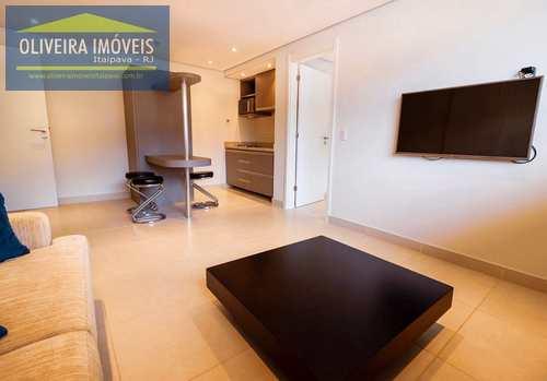 Apartamento, código 81 em Petrópolis, bairro Itaipava