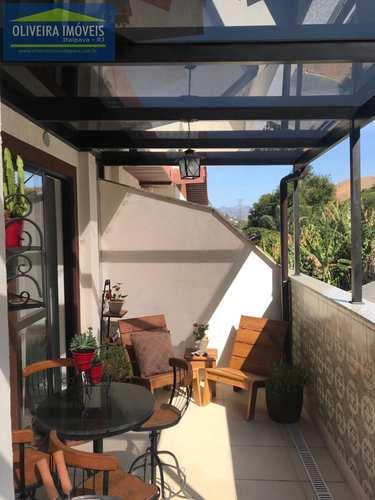 Cobertura, código 97 em Petrópolis, bairro Itaipava