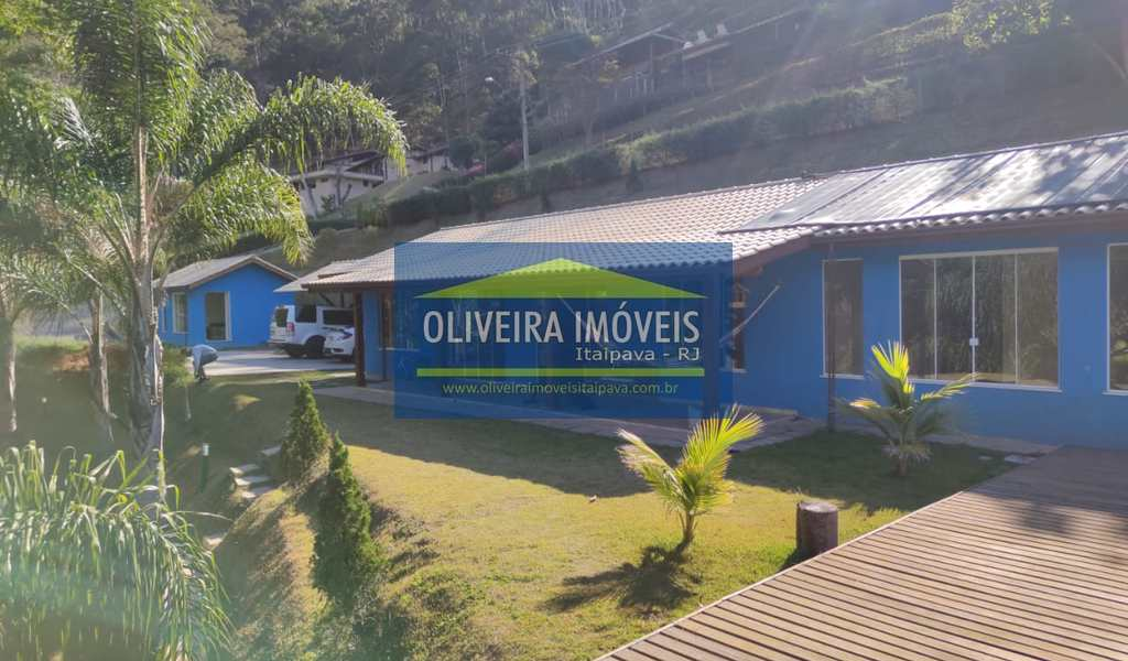 Casa de Condomínio em Petrópolis, bairro Pedro do Rio